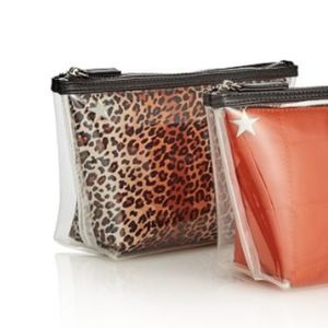 2 Pack - Make up Bag {Great Holiday Gift  }